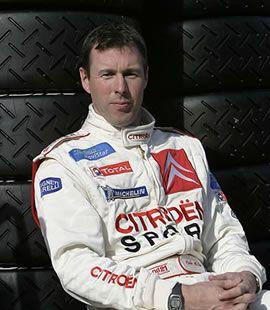 colin macrae - rally legend