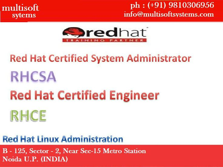 7 best RedHat Linux Training & Certification images on Pinterest ...