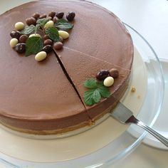 Tarta rápida de chocolate | https://lomejordelaweb.es/  Pinterest ^^ | https://pinterest.com/Ilovecocinar