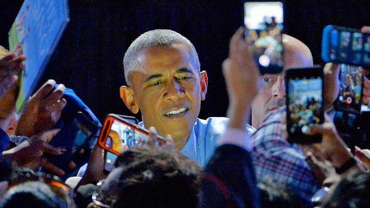 Obama Social Person