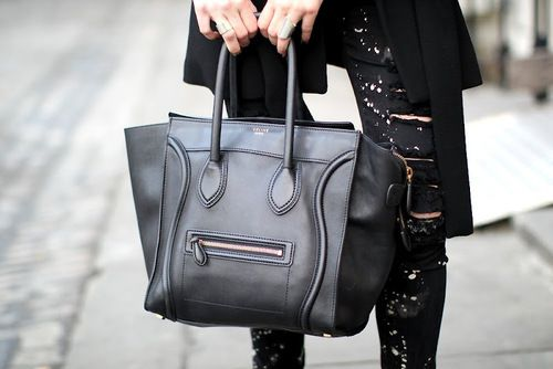 so in LOVE with this Celine bag.
