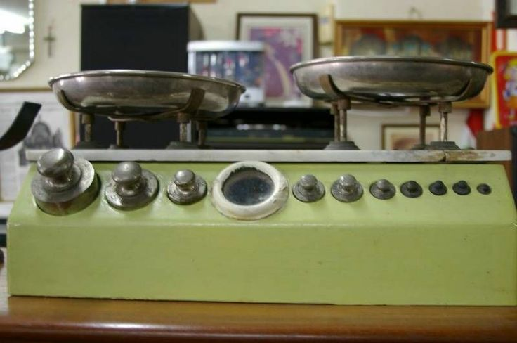 Old scale and set of weights | Other Antiques, Art & Collectables | Gumtree Australia Moreland Area - Brunswick East | 1040919573
