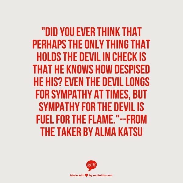 9 best Quotes from The Taker Trilogy images on Pinterest ...