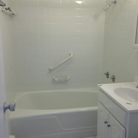 Hire professional bathtub refinishing services and save your money on reinstalling new bathtub. Trip to the provided link for more details on our cost effective help. Enjoy your bath in your old new tub.         #bathtubrefinishing