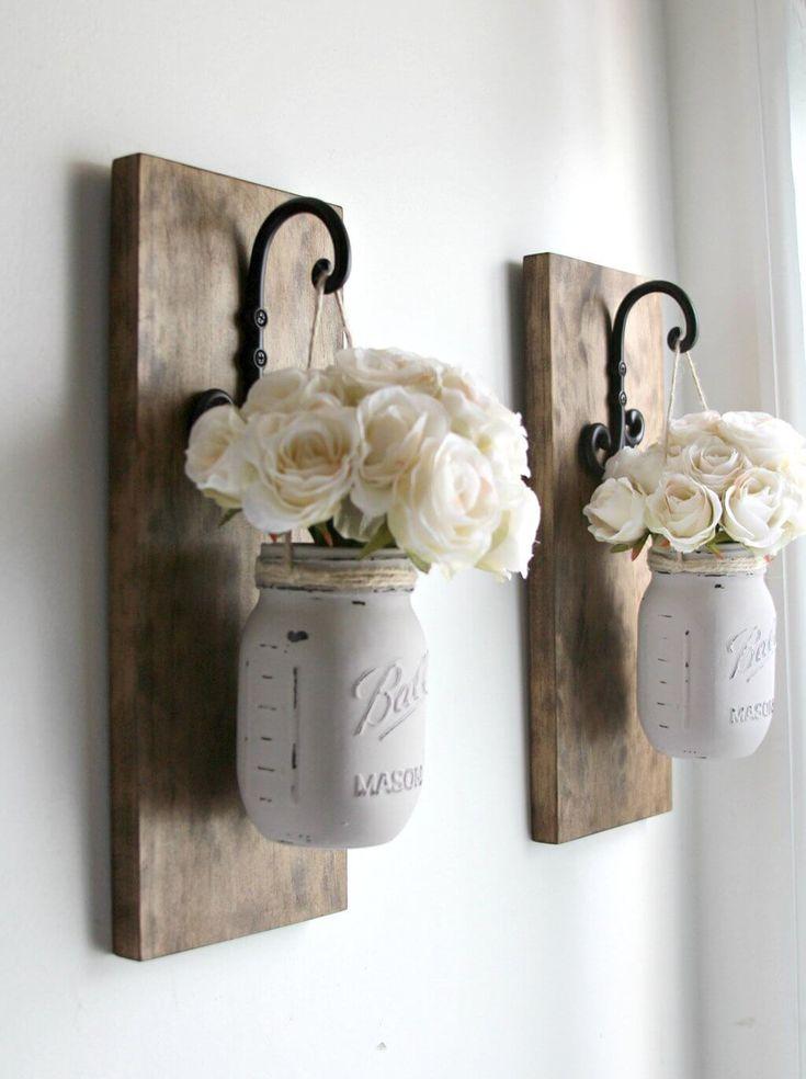 26 Idées de design et de décoration de chambre rustique pour un espace cosy   – wohnideen/home