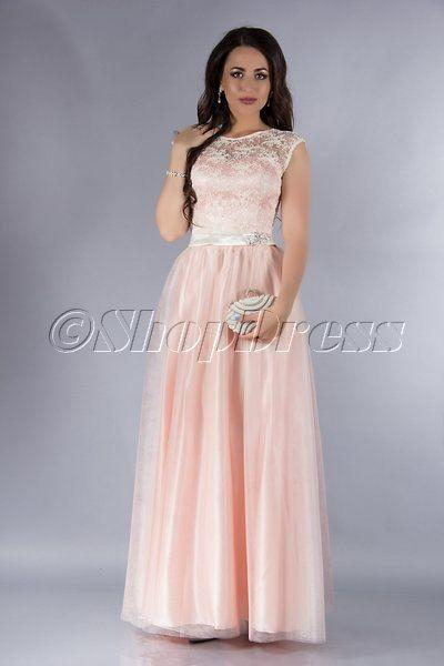 В каком ты статусе?    Невеста? Выпускница? Подружка Невесты? В любом случае хотим порекомендовать тебе вот это универсальное платье Как будешь у нас в магазине - обязательно примерь его тоже