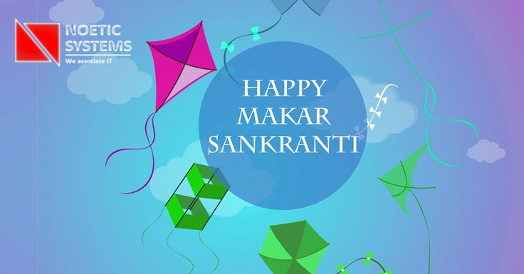 Happy Makar Sankranti!  We wish you a day of colorful spring skies and a season filled with prosperity.  #HappyMakarSankranti #MakarSankranti2016
