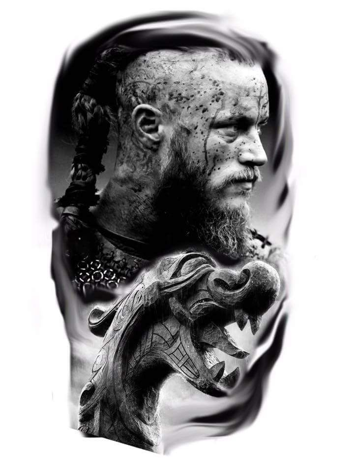 Vikings Travis Trimmel https://vk.com/sketchtattoo?z=photo-45353280_456273490%2Fwall-45353280_80029