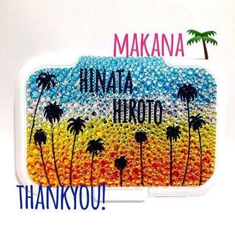 【ys.makana1528】さんのInstagramをピンしています。 《aloha〜🌴 寒さもそろそろピークかな⛄️ 風邪もなかなか治らず😭💨 周りはインフルエンザ大流行‼︎ 風邪→インフルエンザにならないかビクビクしてます… ★  今日のpicは先日オーダーいただいた「ハワイアンデコビタット」✨ サンセットをイメージした色合いでのオーダーでした💓 ビタットはオリジナルで作れるので、出産祝いでオーダーされる方、多いです♬ ★  オーダー受付中😊 ご希望の方はDMかLINEにてお問い合わせください😊  LINEID「@zys5665f」まで♬  #デコ #サングラス #ビタット #iPhone #Android #スマホケース #ヤシの木 #パームツリー #サンセット #ハワイアン #沖縄 #サーフ #海 #ロンハーマン #bayflow #海を感じるインテリア  #夏 #赤ちゃん #ママ #ベビー #0歳児 #女の子ママ #親バカ #ママリ #コドモノ #離乳食 #出産祝い #西海岸 #カリフォルニア #ビーチ》