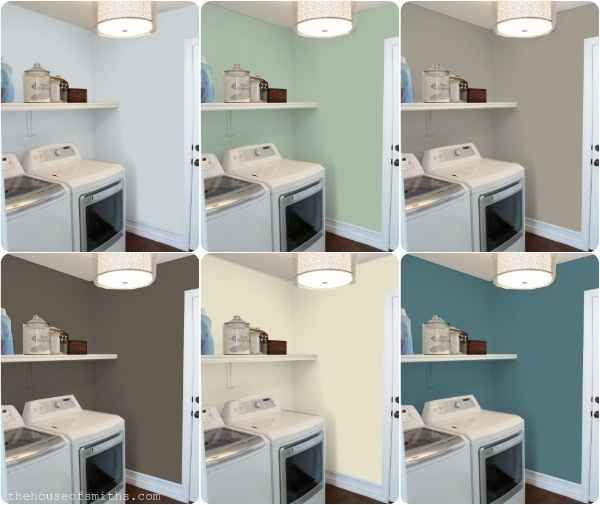This handy website lets you see how your room will look with different paint colors.