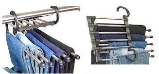 Type:Hooks & Rails Material:Metal Feature:Eco-Friendly Use:Clothing Metal Type:Aluminum Alloy Features: 1)save more space for your wardrobe, 2)adjustable a
