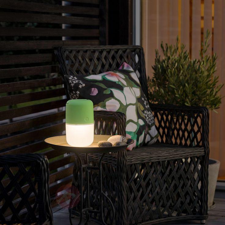 Lampa solarna LED Assisi z ładowarką USB 5522525