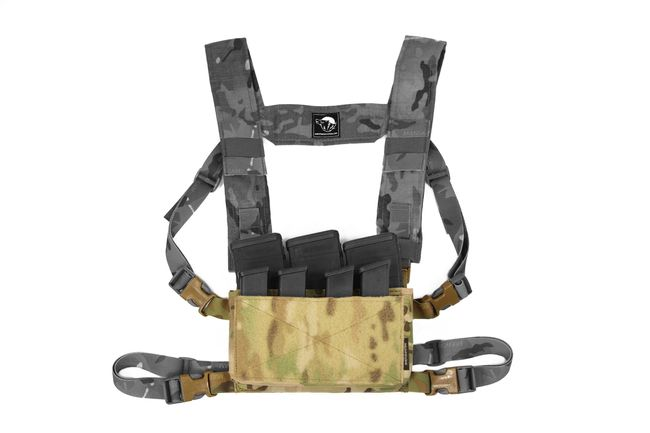 Micro Fight Chest Rig Chassis MK 2