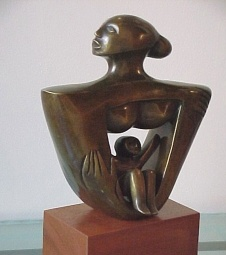 Charmel's Creative Corner: Mother's Day Post - Elizabeth Catlett