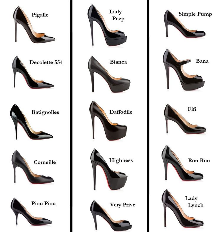Christian Louboutin: A Style Guide - Pigalle are my favs