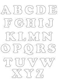 Image result for formas do alfabeto
