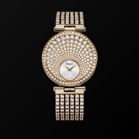 Rose gold Diamond Watch G0A37139 - Piaget Luxury Watch Online