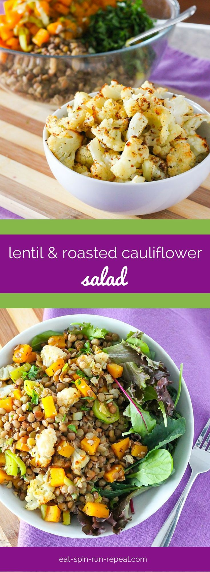 28 best high in iron images on pinterest high iron foods iron lentil and roasted cauliflower salad recipes high in ironmeals forumfinder Image collections