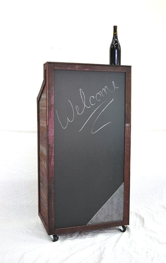 Looking for something totally unique for your wine restaurant or bar? We managed to find and purchase several large (and we mean LARGE) wine