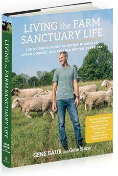Living the Farm Sanctuary Life - Book image
