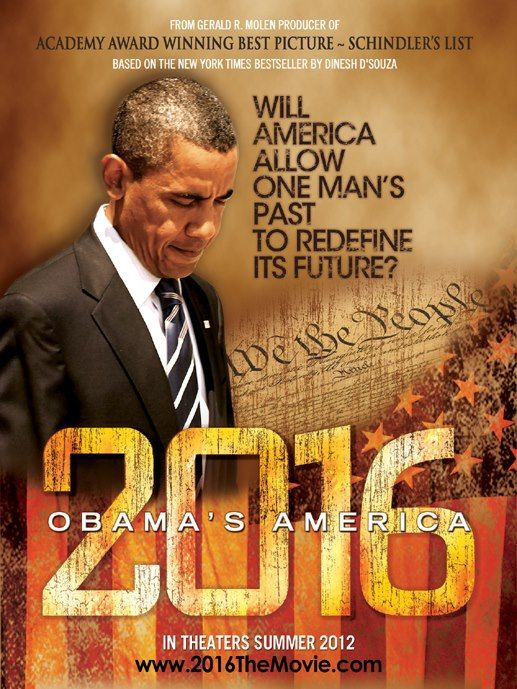 2016 Obama's America. Every American should watch this movie. VOTE ALL OBAMA MINIONS OUT!