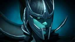 "Mortred, the Phantom Assassin  ""Death at my hands is an honor."""