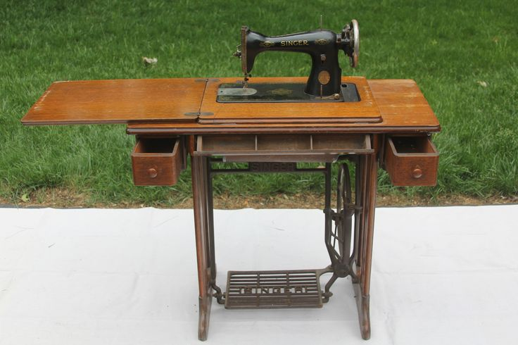 17 Best Images About 1900s Singer Treadle Sewing