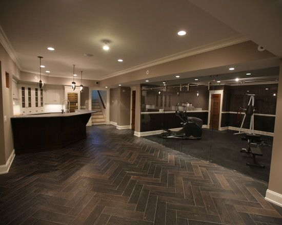 Home Gym Design, Pictures, Remodel, Decor And Ideas   Page 6