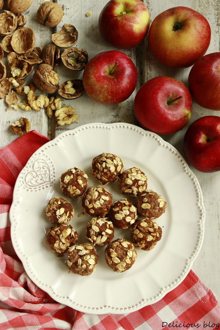 Delicious blog: Apple Balls