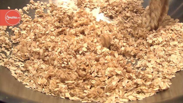 Barras de cereal - Maru Botana