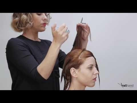 Tuto/Training - Dégradé progressif avec les ciseaux Exthand - YouTube