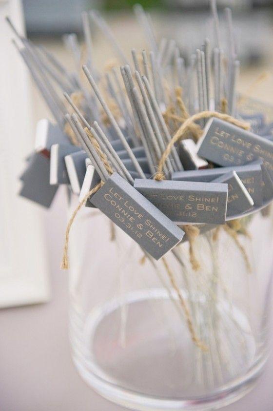Sonntagshäppchen: eine zündende Idee zum Abschluss - Hochzeitsblog Fräulein K. Sagt Ja