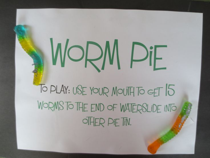 Pinterest • The world's catalog of ideas  Fear Factor Worms