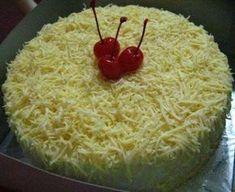 Cheese Cake Bahan-Bahan : - 3 Butir kuning telur - 3 Butir telur utuh - 150 gram gula pasir (dijamin ga kemanisan) - 1 sdm emulsifer diayak - 120 gra...
