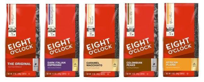 Eight O'Clock Coffee Only $1.98 at Target or Walmart!