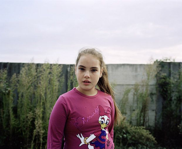 'Gomorrah Girl' Captures the Life of Young Women Growing Up in the Mafia-Dominated Region of Naples. © Valerio Spada