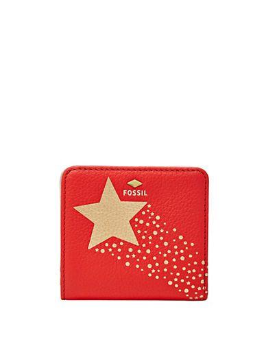 Leather Star Bi-Fold Wallet | Hudson's Bay  Order of Like: Star, Rose Gold, Fuchsia, Black, Brown