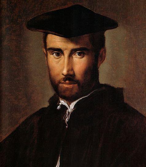 Portrait Of Pianerlotto By [Girolamo Francesco Maria Mazzola] Parmigianino  (ca. 1531)
