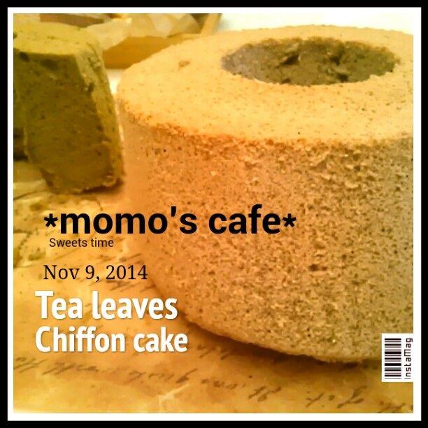 Chiffon cake(♡ˊ艸ˋ♡)