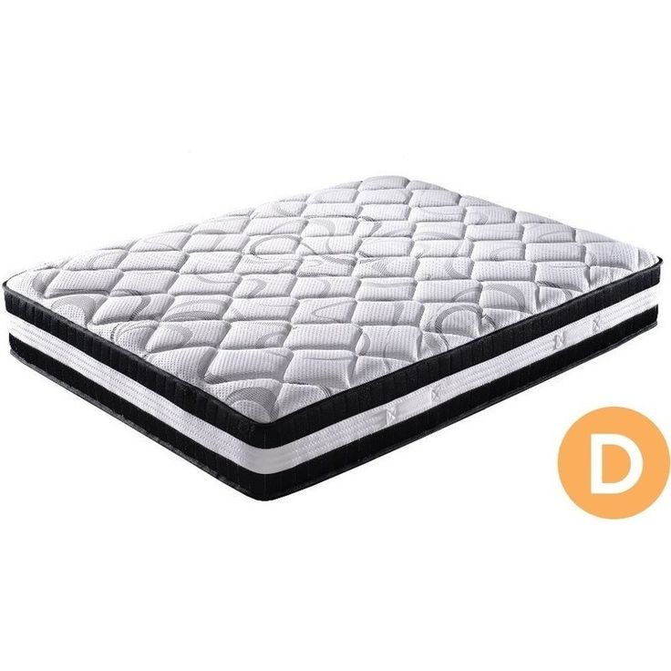 Dream Double Size Pocket Spring Pillow Top Mattress | Buy Double Bed Mattress