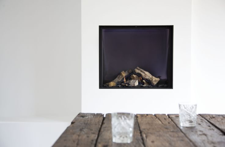 private residence | fireplace