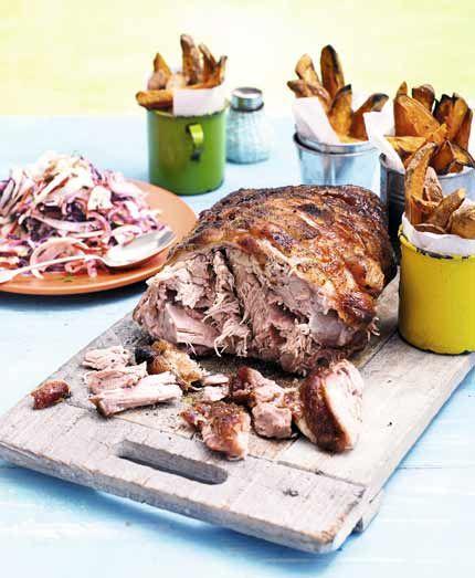 Pulled pork på bästa sätt!