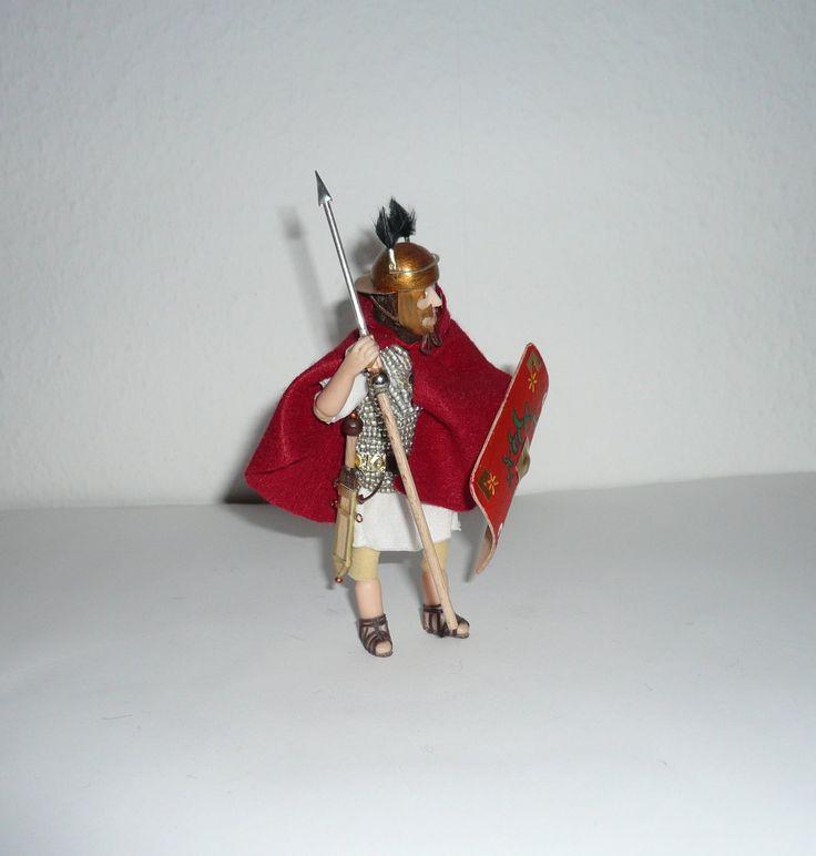 Roman Legionary by Jannis Kernert: JannisKernert.deviantart.com on @DeviantArt