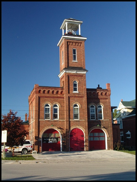 The Old Fire Hall in Meaford