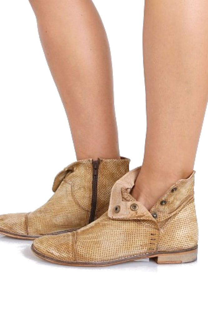 Free People Shadow Lark Ankle Boot