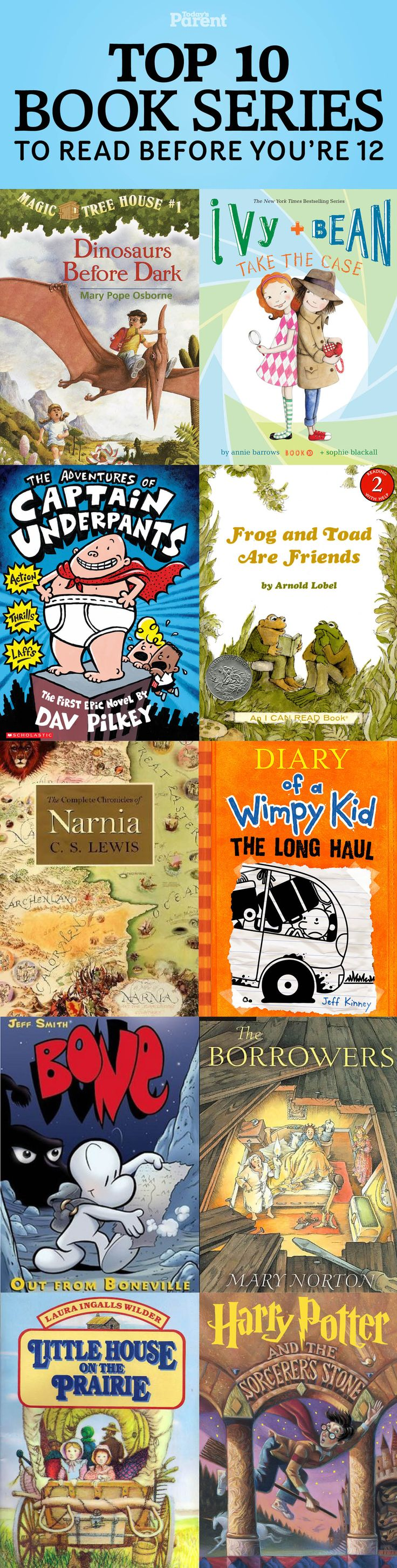 Time for chapter books? These book series will hook young readers.