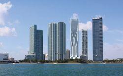 Condos en Pre-Construccion en Miami Será el primer edificio de apartamentos con helipuerto propio. Estran listos para 2016. www.juandiegofernandez.com