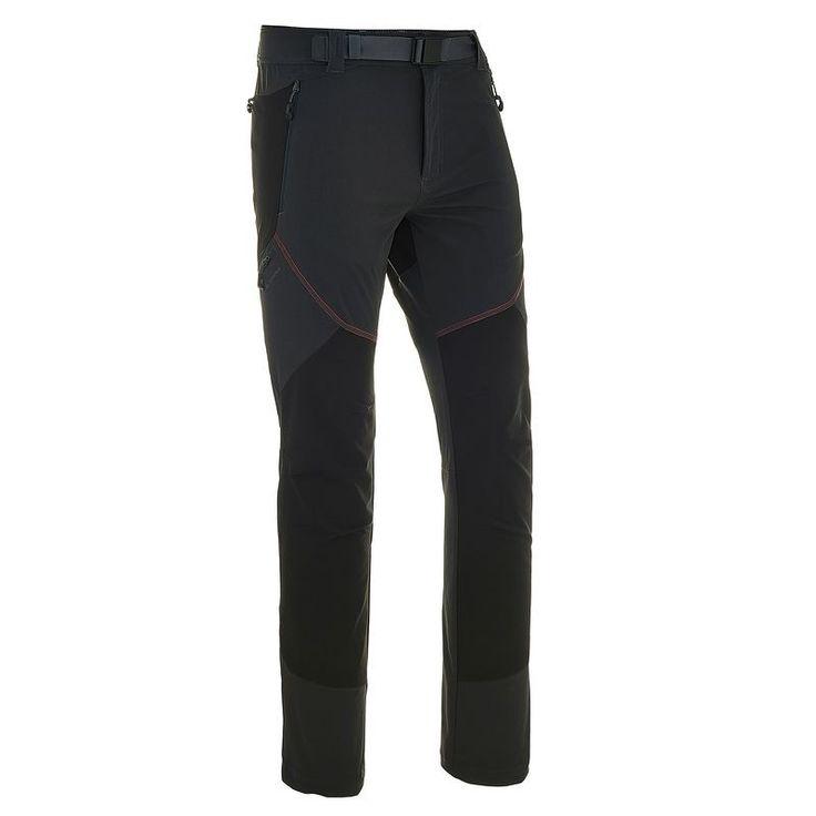 Forclaz 900 Men's Walking Trousers - Dark Grey - £49.99
