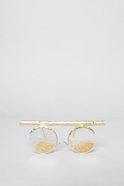 Pure Gold Eyewear. holy crap. so cool