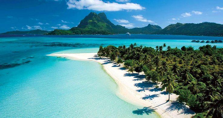 Бора-Бора 2017 (Французская Полинезия) - Paganel